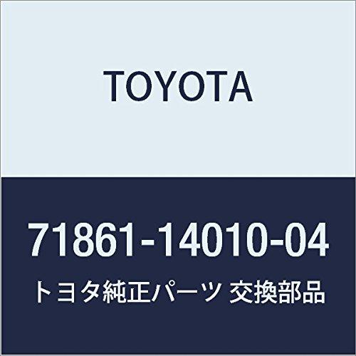 TOYOTA Genuine 71861-14010-04 Seat Cushion Shield