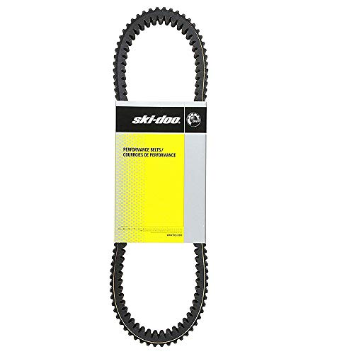 (Ski-Doo New OEM Snowmobile Performance Drive Belt, 850 E-Tec, 417300531)