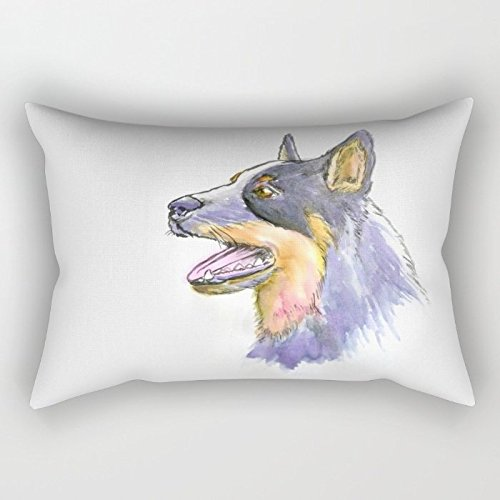 [20 X 26 Inches / 50 By 65 Cm Dogs Throw Pillow Covers ,2 Sides Ornament And Gift To Home Theater,kids Room,living] (Project M 35 New Costumes)