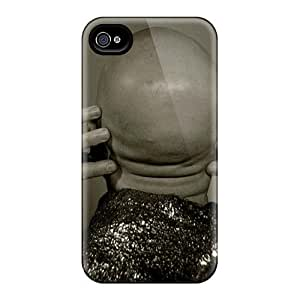 Excellent Hard Cell-phone Case For Iphone 4/4s (KgY6645JNoa) Allow Personal Design High Resolution Foo Fighters Pictures