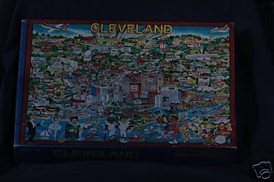 Cleveland By Buffalo Games