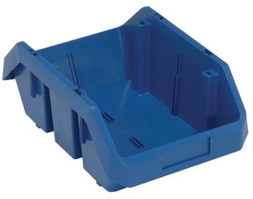 - Quantum Storage Systems QP1285BL Quick Pick Bins 12-1/2-Inch by 8-3/8-Inch by 5-Inch, Blue, 20-Pack