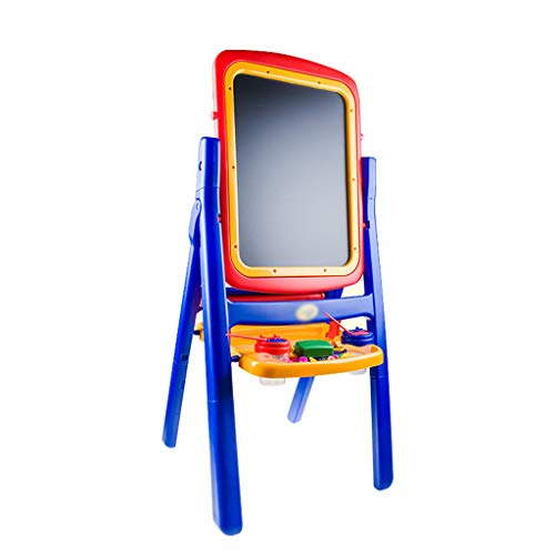 4-in-1 Art Easel Kids 360° Flip Artboard