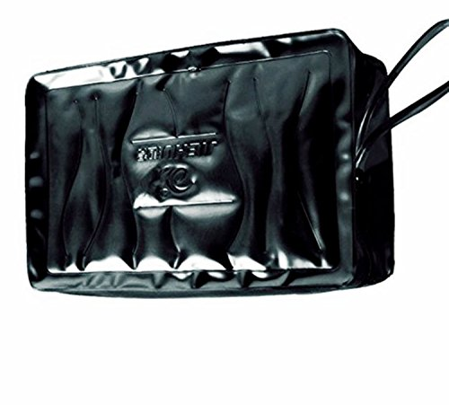 WNOSH Clear PVC Waterproof Cosmetic Bag Dry Bag for Swimming Gear and Swimwear (black (Nfl Combo Kitchen)