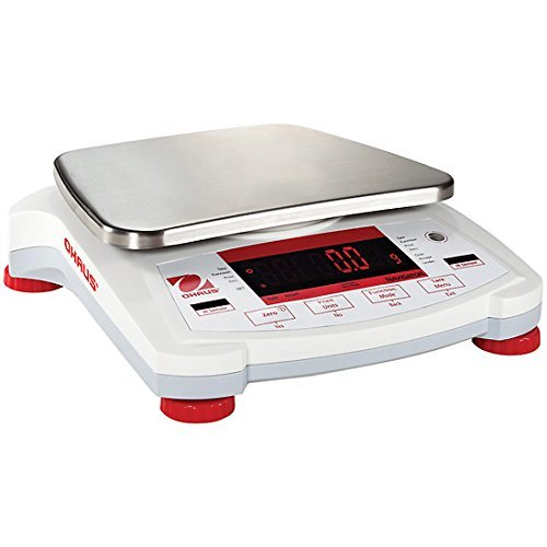 Ohaus NV4000 AM Navigator Portable Scale, 4000 g x 1 g