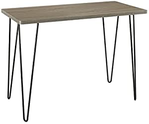 Poly and Bark Ralston Writing Desk - Standard Height - in Ash Grey
