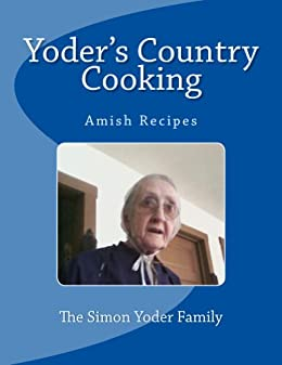 Yoders Country Cooking by [Yoder, Susie, Slabaugh, Joseph]