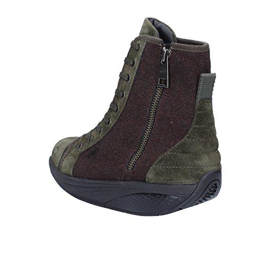 37 mujer para Marrone Verde Zapatillas MBT aBPntt