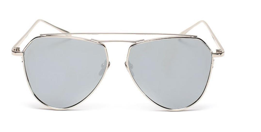 GCR Occhiali Da Sole Ombra Polarizzante Occhiali Nuovo Marchio Tendenza V Irregolarmente Elevata Memoria Elastica Metallo Occhiali Da Sole , D