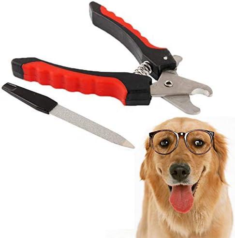 Für Tier PLT M209 Berufsnagelknipser und Feil-Set for Haustiere