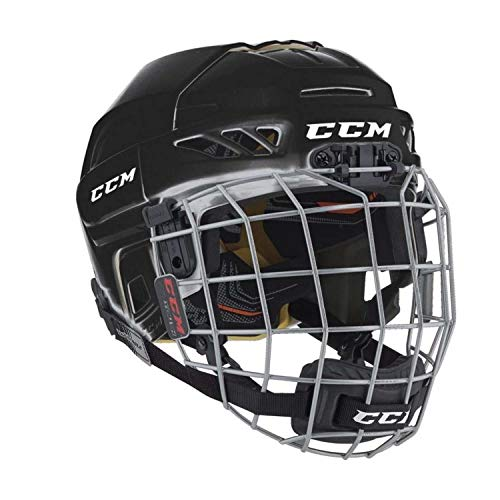 CCM Youth 3DS Ice Hockey Helmet Combo (Best Youth Hockey Helmet)