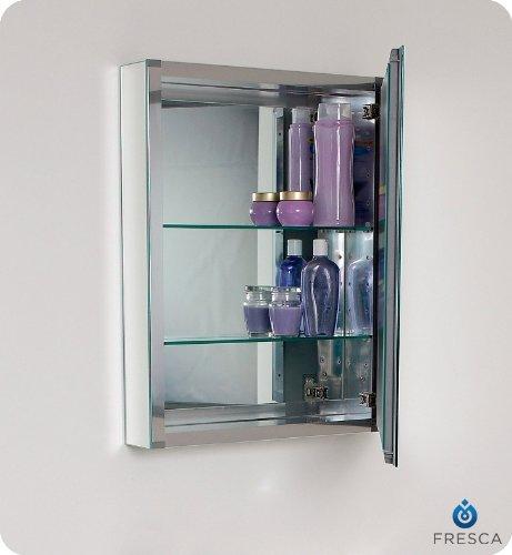 Fres fmc8058 fresca bath fmc8058 20 wide bathroom for Bathroom cabinets 20 inches wide