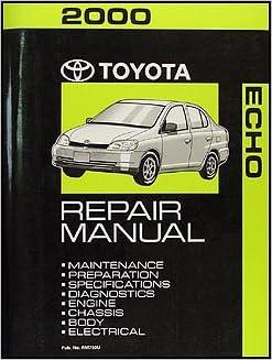 manual toyota echo 2000