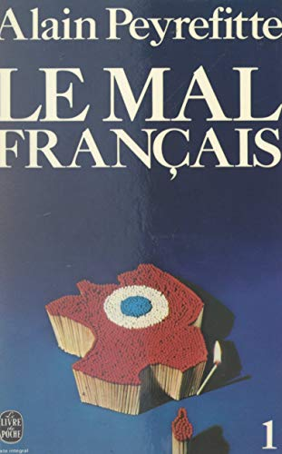 Le Mal Francais 1 French Edition Kindle Edition By