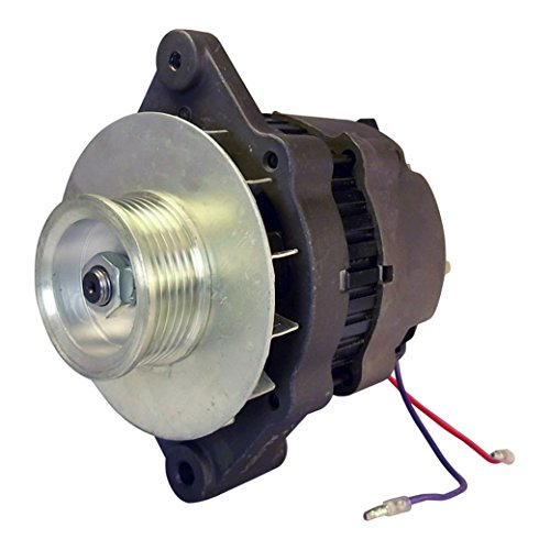 NEW ALTERNATOR MERCRUISER INBOARD ENGINE MODEL 4.3LHX 4.3LX 5.0L 5.7L 5.7LX 807652, 807652T, 3857813, 3860769, AC155616