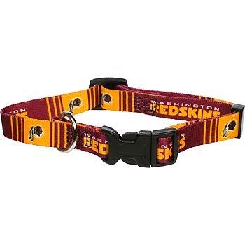 Hunter MFG Washington Redskins Dog Collar, Extra Small, My Pet Supplies