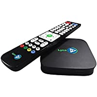 Lyca TV One Year Subscription with Set-top Box included (African English, Black)