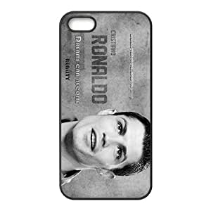 Warm-Dog Ronaldo dream man Cell Phone Case for Iphone 5s