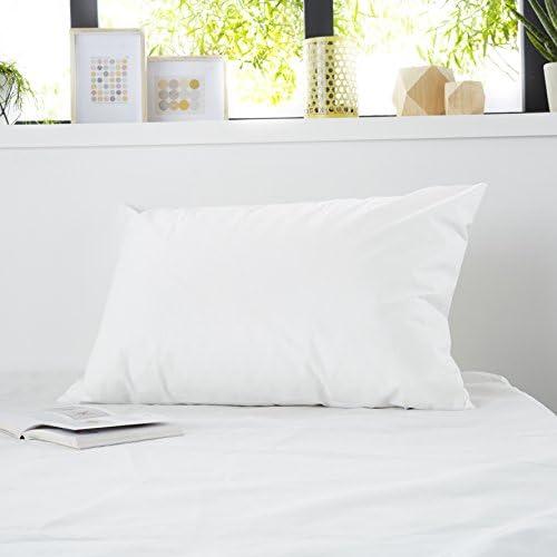 Sweetnight Zip de Fermeture Prot/ège Oreiller Allergostop/® 50x70 cm Sans traitement chimique Anti Punaises de Lits et Anti Acariens