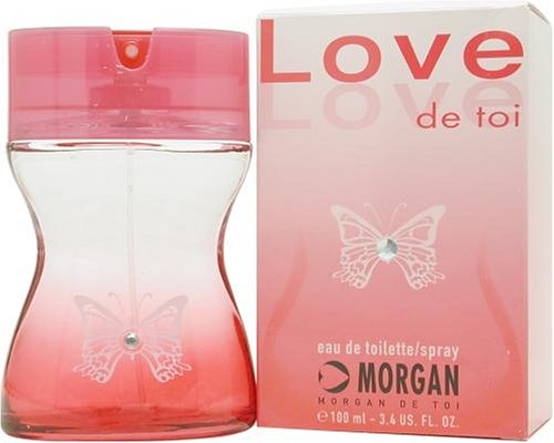 Love De Toi By Morgan De Toi Edt Spray 3.4 Oz 140368