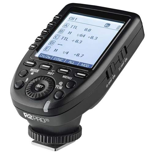 Flashpoint R2 Pro 2.4GHz Transmitter for Pentax (XPro-P) by Flashpoint