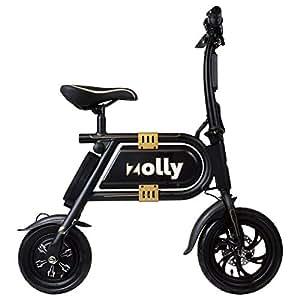 Amazon Com Zolly Folding Electric Bicycle Eco Friendly