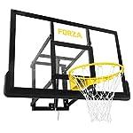 FORZA-Canestro-da-Basket-da-Muro-Altezza-Regolabile