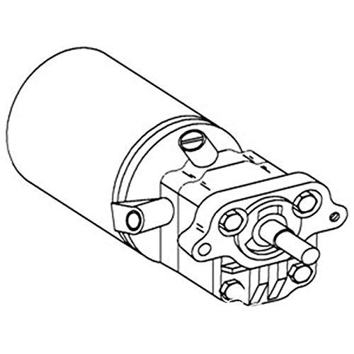 A&I - Pump, Power Steering (UK). PART NO: A-897146M95
