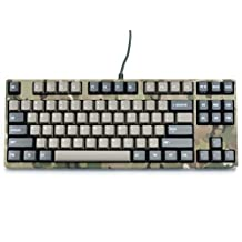 Filco Majestouch 2 Camouflage R TKL Mechanical Keyboard (Blue Cherry MX)