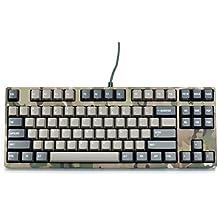 Filco Majestouch 2 Camouflage R TKL Mechanical Keyboard (Blue Cherry MX)