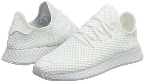 Deerupt White de adidas Blanco Zapatillas White Hombre para Gimnasia Ftwr Ftwr Ftwr White Runner TdnnqBPwf
