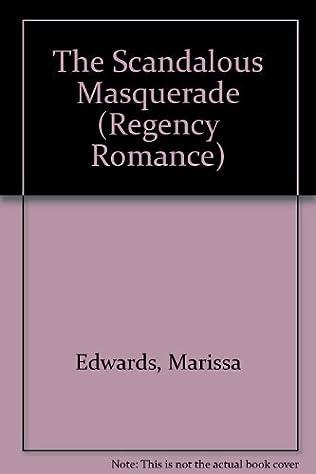 book cover of The Scandalous Masquerade