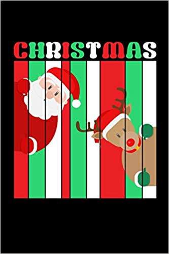 Christmas Gifts For College Students 2019.Christmas 6x9 Blank Lined Journal For Santa Claus