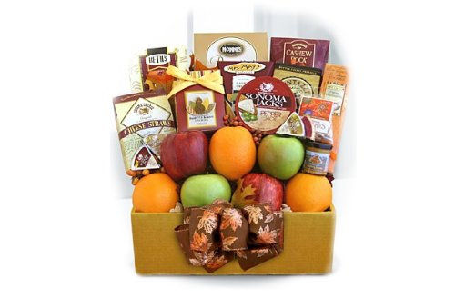 The Healthy Fall Gift Basket
