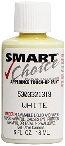 Frigidaire White Top (Frigidaire 5303321319 Touch Up Paint)