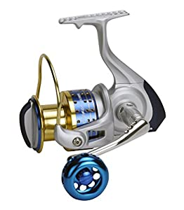 Okuma cedros high speed spinning reel silver for Amazon fishing reels