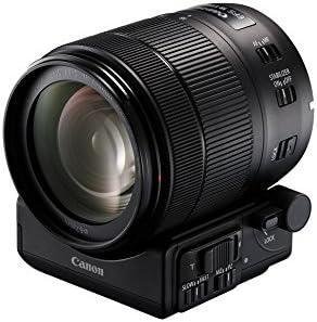 Canon PZ-E1 - Adaptador de Zoom motorizado para el Objetivo EF-S ...
