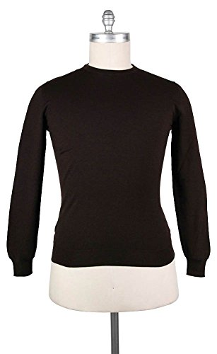 - Svevo Parma New Brown Cashmere Blend Sweater X Large/54
