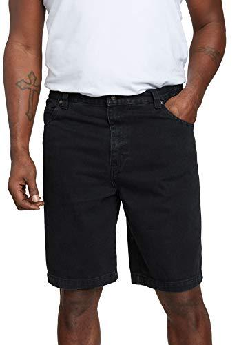 - Liberty Blues Men's Big & Tall 5 Pocket Denim Shorts, Black Big-60