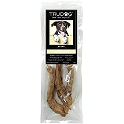 "All-Natural Turkey Neck Chews for Dogs - Chew Me: 6"" Turkey Neck Super Chews (3-Count) - All-Natural, Raw, Freeze-Dried Turkey Necks - Helps Promote Healthy Teeth & Gums - Rawhide Alternative"