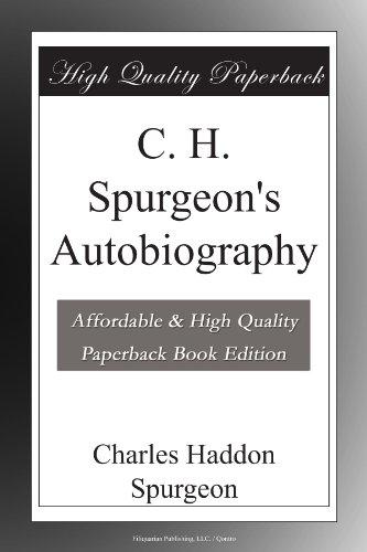 ch spurgeon books - 6