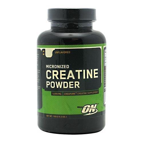 Optimum Nutrition Micronized Creatine Powder 150g