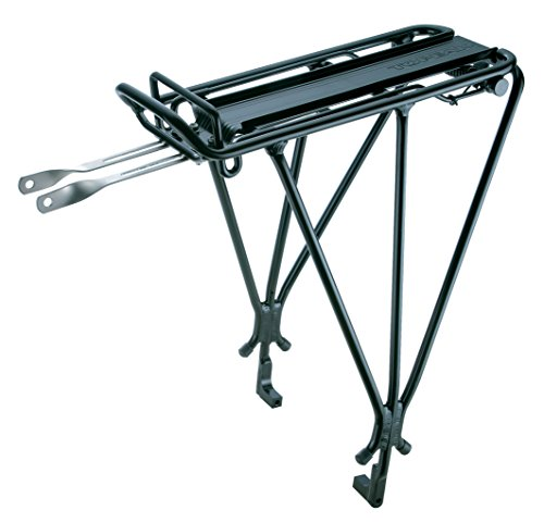 Topeak Explorer Bicycle Rack with Disc Brake Mounts and (Bike Rack Spring)