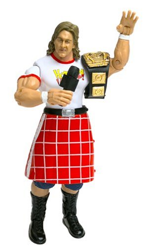 Roddy Hunter (Jakks Pacific WWE Classic Superstars Best of