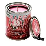 GE Happy Hour Tin Candle - Strawberry Daiquiri