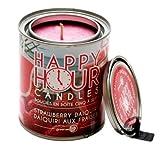 GE Happy Hour Tin Candle - Strawberry Daiquiri