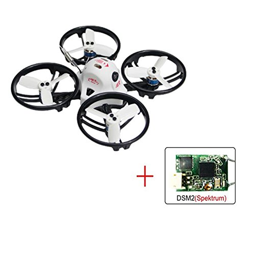 KING KONG ET125 PNP Brushless FPV RC Racing Drone (DSM/2 receiver compatible with Spektrum)