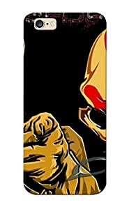 New Five Finger Death Punch Heavy Metal Hard Rock Bands Skull Skulls Dark Tpu Skin Case Compatible With Iphone 5C / Perfect Design