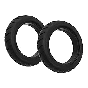 Solid Vacuum Tires 8 1/2X2 for Xiaomi M365 scooter Avoid Pneumatic Tyre E