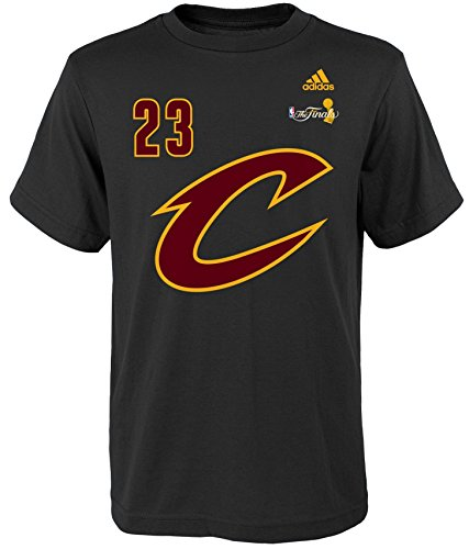 LeBron James Cleveland Cavaliers #23 Youth NBA 2016 Finals Player T-Shirt